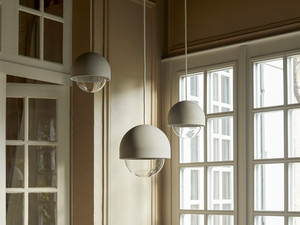 View Petite Friture Cast Pendant Light