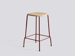 Hay Soft Edge 30 Bar Stool