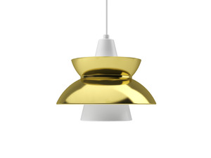 Louis Poulsen Doo-Wop Pendant Light Metallic