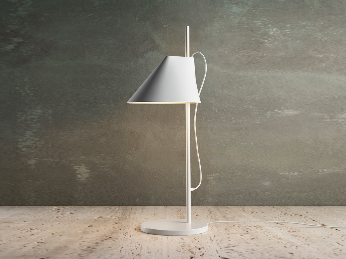 buy the louis poulsen yuh table lamp at. Black Bedroom Furniture Sets. Home Design Ideas