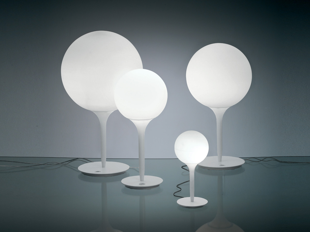 contemporary italian lighting. Artemide Castore Table Lamp Contemporary Italian Lighting