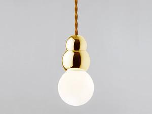 View Michael Anastassiades Ball Light Large Pendant