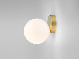 View Michael Anastassiades Tip of the Tongue Wall/Ceiling Light