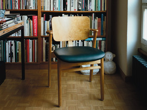 View Artek Domus Chair Finland 100 Edition