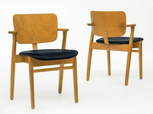 Artek Domus Chair Finland 100 Edition