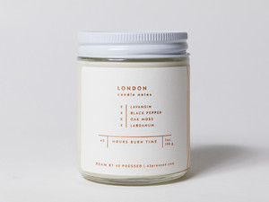 View ROAM by 42 Pressed Scented Candle London