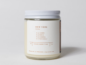 View ROAM by 42 Pressed Scented Candle New York