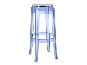 View Ex-Display Kartell Charles Ghost Bar Stools