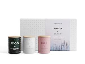 Skandinavisk Gift Set Vinter