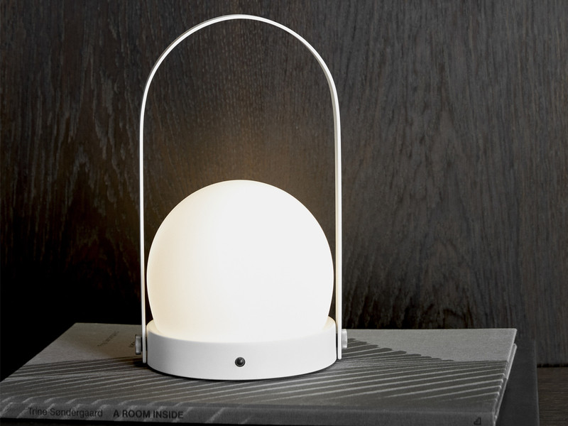 Menu Carrie Lamp : Buy the menu carrie led table lamp at nest