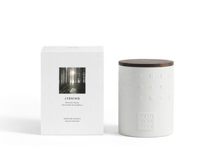 Skandinavisk Escapes Collection Lysning Scented Candle