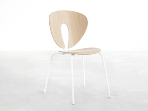 STUA Globus Dining Chair Oak