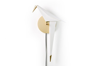 View Moooi Perch Wall Light