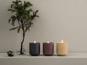 Ferm Living Sekki Soy Scented Candles