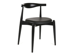 Carl Hansen CH20 Elbow Chair Black