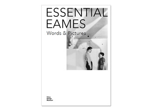 Vitra Essential Eames Words & Pictures Book