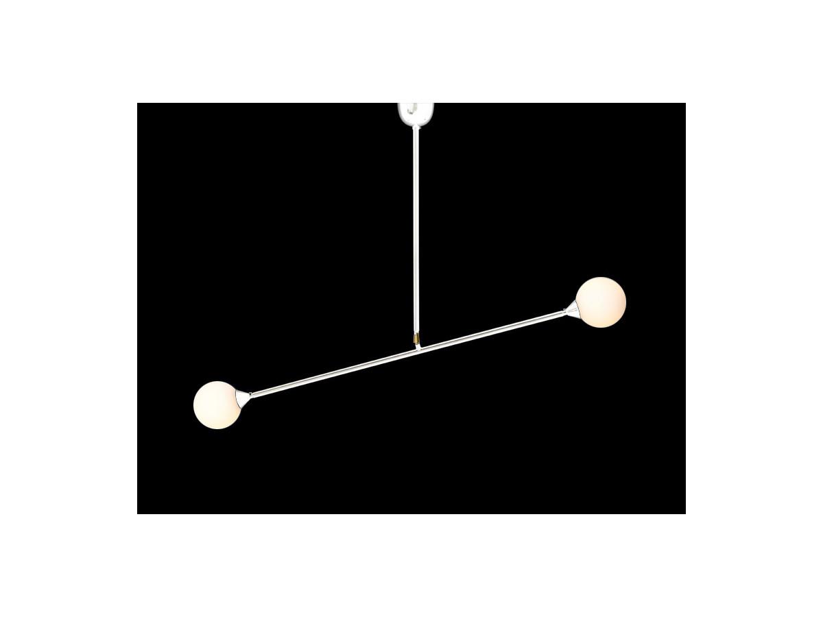 40 Atelier Areti Two Spheres Ceiling Light