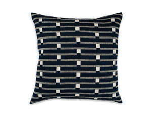 Eleanor Pritchard Broadchalke Cushion Ink Face