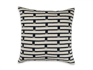 Eleanor Pritchard Broadchalke Cushion Chalk Face