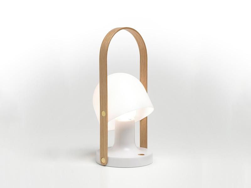 Buy The Marset Followme Portable Table Lamp At Nest Co Uk