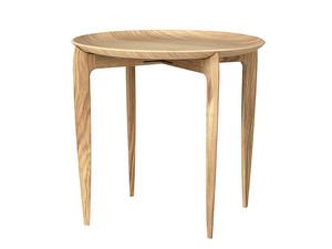 Fritz Hansen Objects Foldable Tray Table