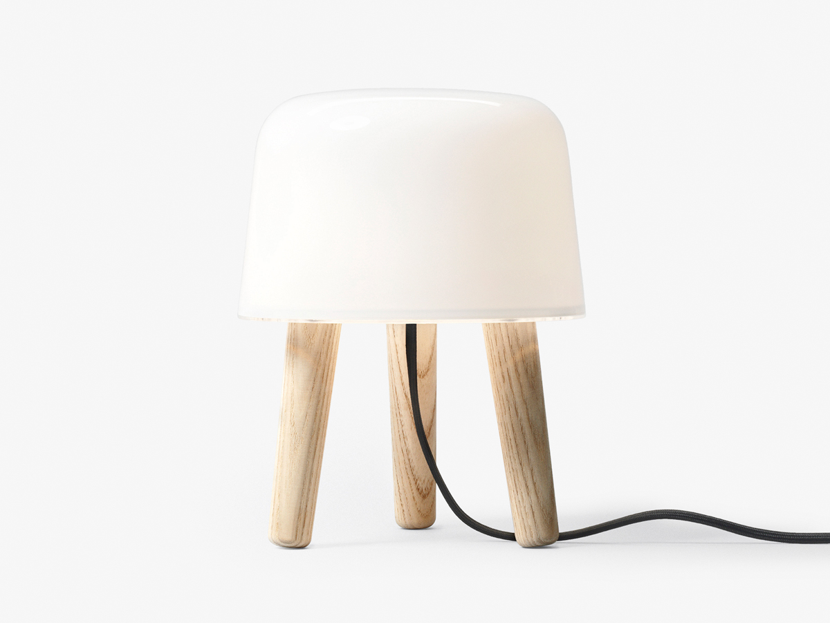 10% U0026Tradition MILK NA1 Table Lamp