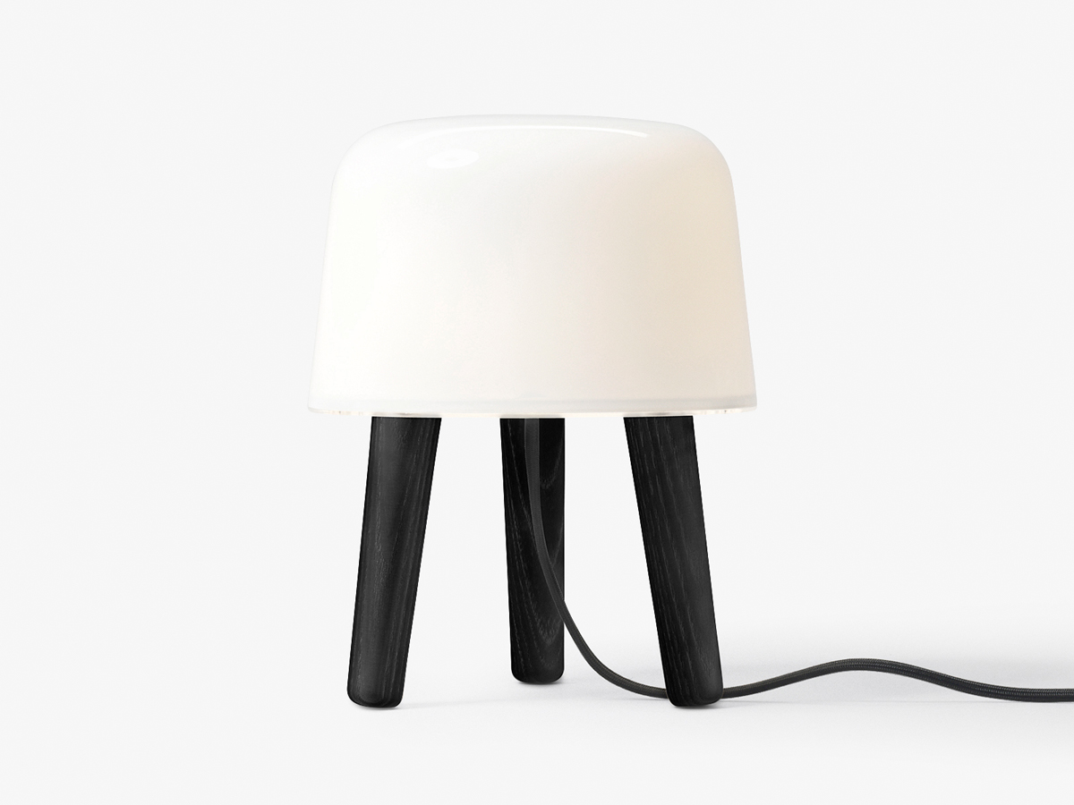 Buy the tradition milk na1 table lamp at nest 123456 geotapseo Image collections
