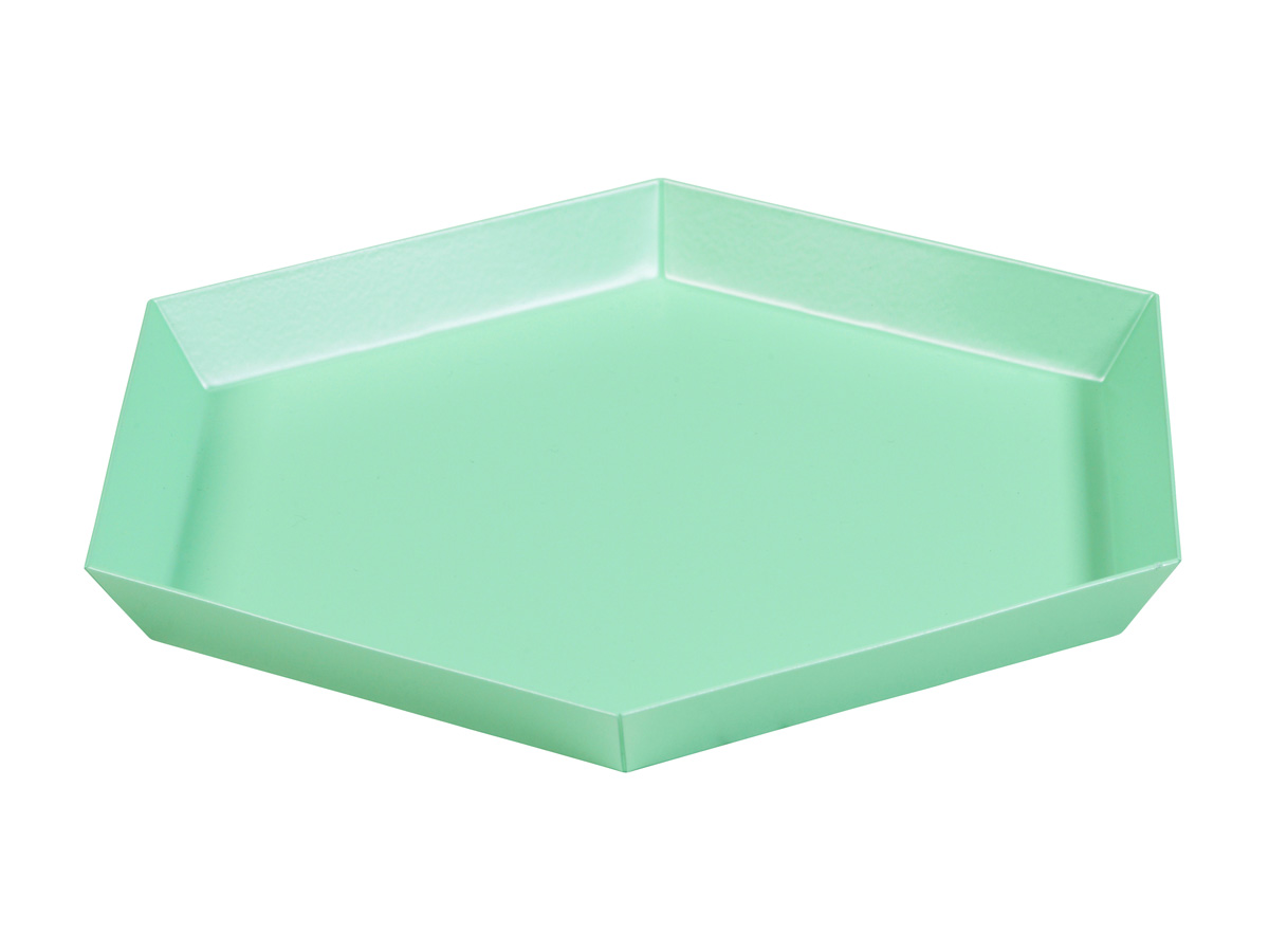 buy the hay kaleido tray mint at. Black Bedroom Furniture Sets. Home Design Ideas