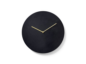 Menu Norm Wall Clock Metal