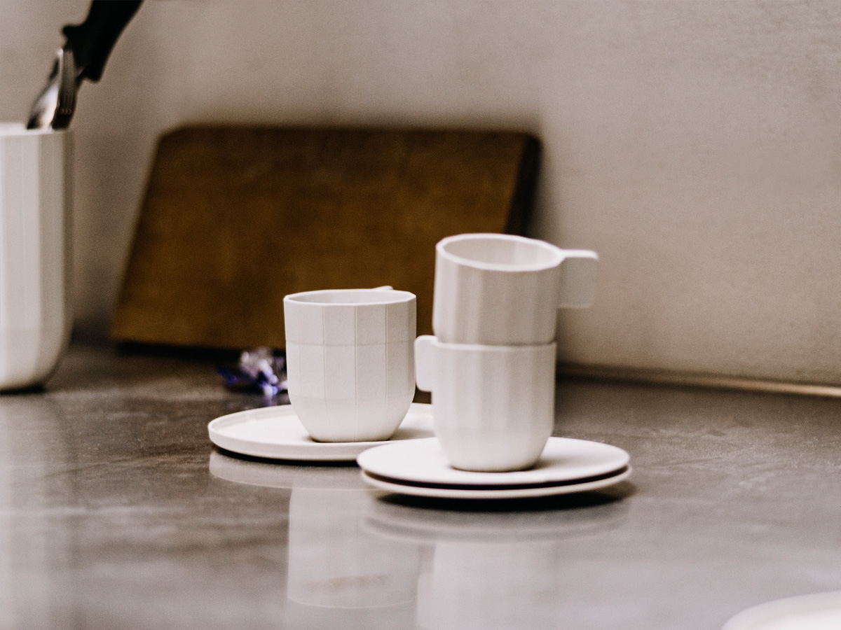 Buy the hay paper porcelain coffee cup at nest 12 geotapseo Gallery