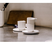 Hay Paper Porcelain Coffee Cup