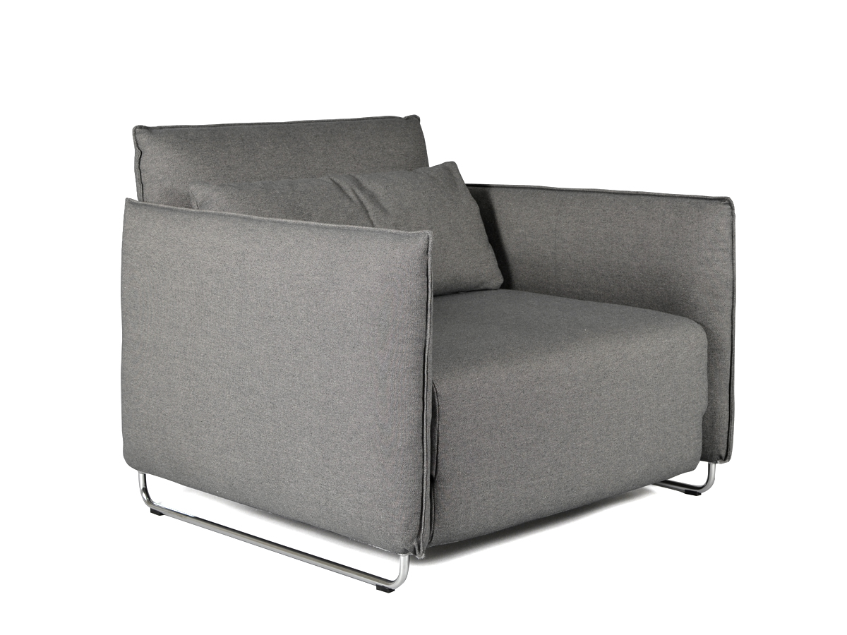 30% Ex Display Softline Cord Single Sofa Bed