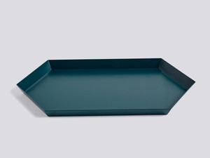 Hay Kaleido Tray Dark Green
