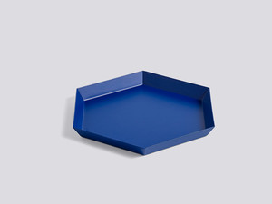Hay Kaleido Tray Royal Blue