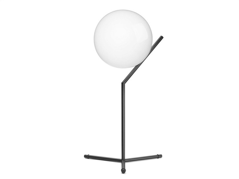 Flos IC T1 High Table Lamp Black Special Edition