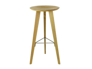 Ex-Display Zanotta 2286 Ido Bar Stools - Set of 2