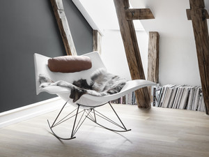 Fredericia Stingray Rocking Chair Matt
