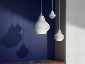 Louis Poulsen Cirque Pendant Light - Light Grey