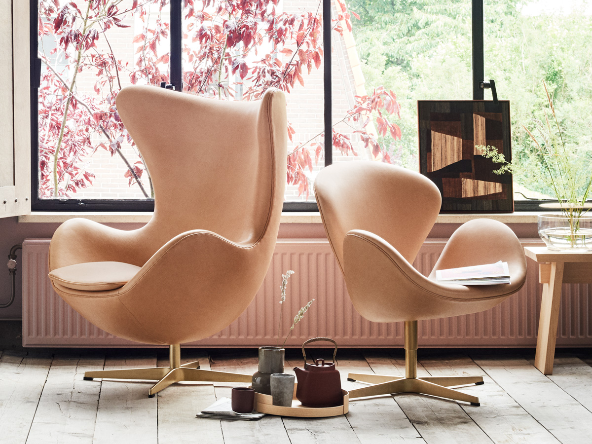 123456789. 123456789. The Fritz Hansen 60th Anniversary Edition Egg Chair  At Nest ...