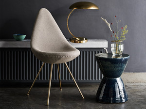 Fritz Hansen 60th Anniversary Edition Drop Chair