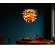 Louis Poulsen PH Artichoke Suspension Light Copper