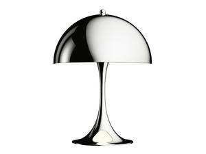 Louis Poulsen Panthella Mini Table Lamp Chrome