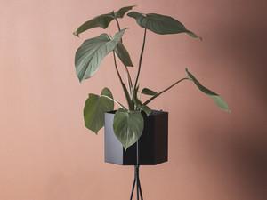 Ferm Living Hexagon Pot XL with Stand