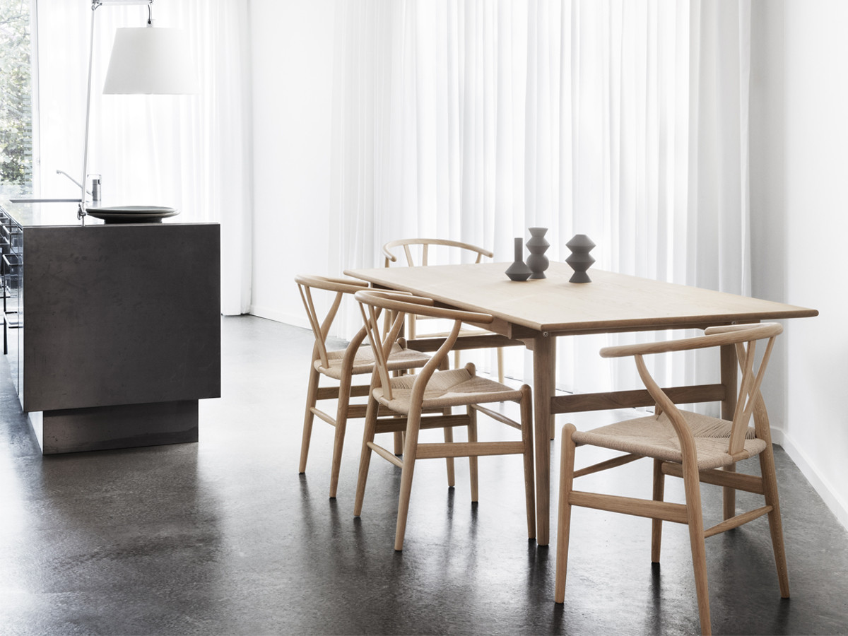 buy the carl hansen son ch24 wishbone chair at nest co uk