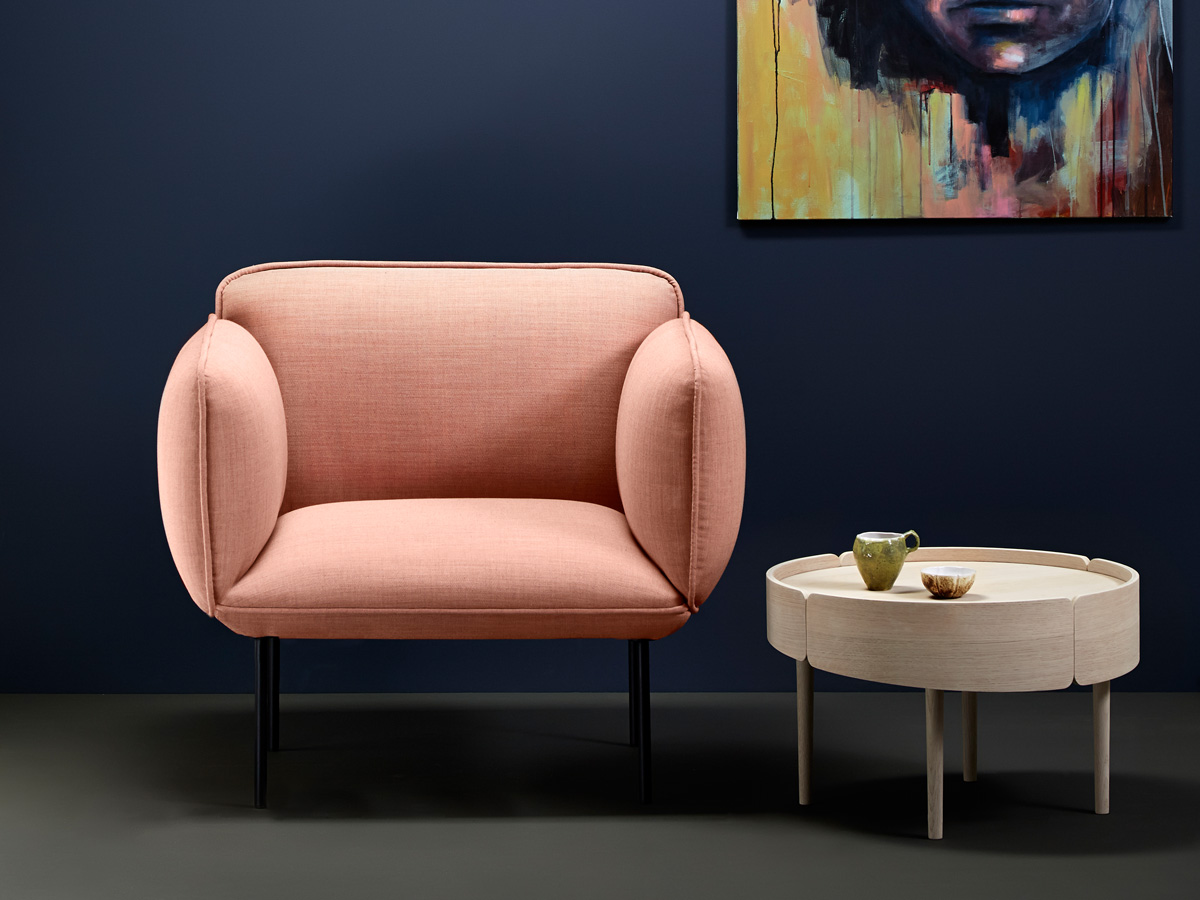 Buy The Woud Nakki Armchair At Nest Co Uk