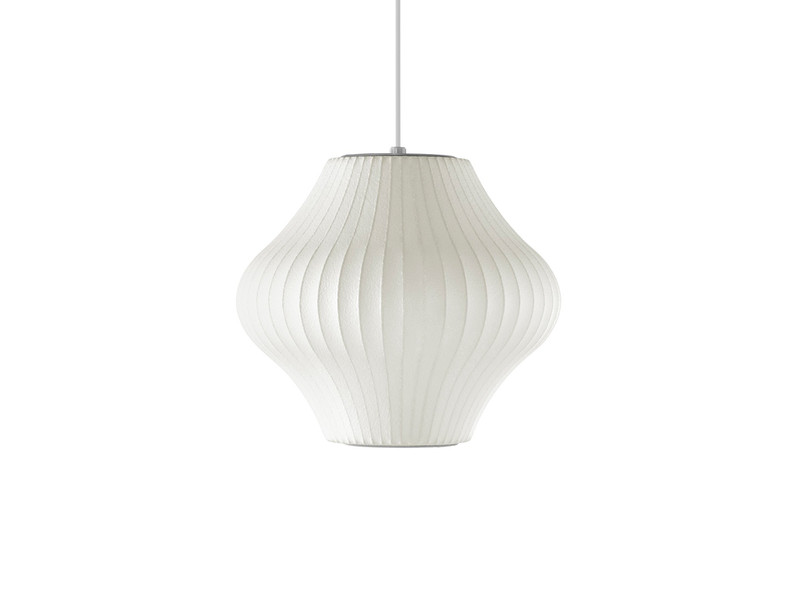 Buy the herman miller george nelson bubble pear pendant lamp at nest herman miller george nelson bubble pear pendant lamp aloadofball Image collections