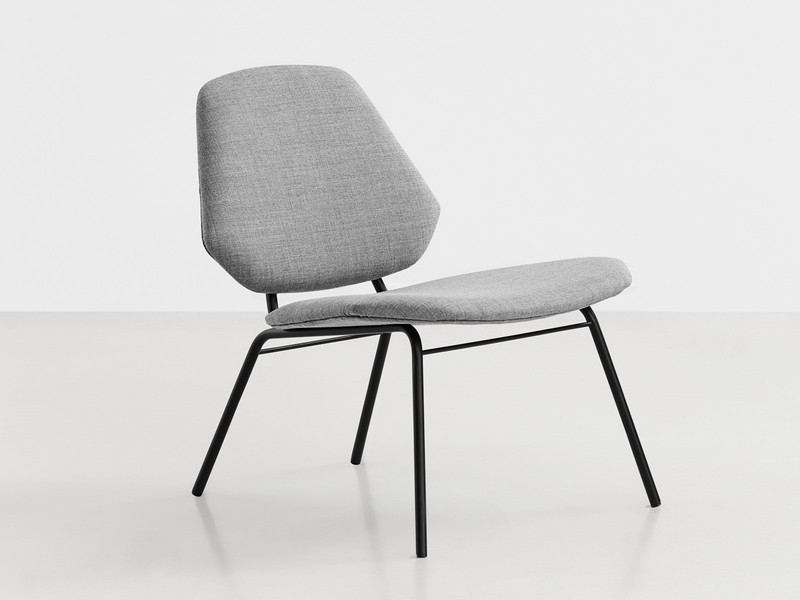 buy the woud lean lounge chair at nest co uk