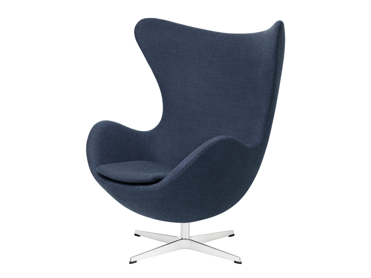 buy the fritz hansen egg chair fabric at. Black Bedroom Furniture Sets. Home Design Ideas