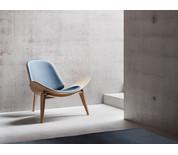 Carl Hansen CH07 Shell Chair Oiled Oak