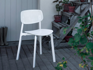 Kristalia Colander Stackable Chair